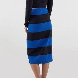 Lululemon Yoga Over Skirt size 4 NWT